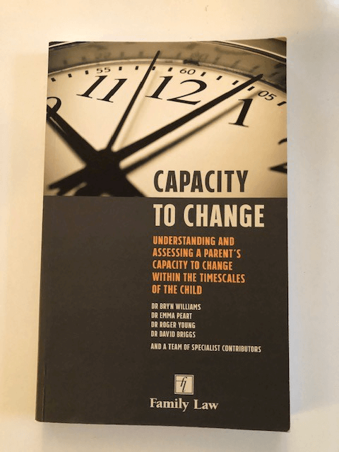 capacity to change cover
